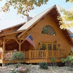 ward_log-house-w-flag
