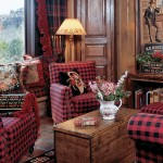 "Antiques, artwork and comfy chairs ""create an inviting atmosphere where people wwant to take off their shoes and stay a while,"" says homeowner Al Wolfe."