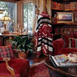 The couple's rich collection of Native American art, textiles and artifacts keeps their modern home rooted in Sedona's colorful history.