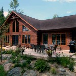 Confederation Log Homes 1