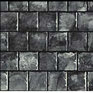 Types of roofing materials options for your home 39 s roof for Fiber cement composite roofing slate style