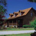 Original Log Cabin Homes 1