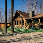 Original Log Cabin Homes 2