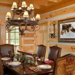 Hunting Cabin Dining Room