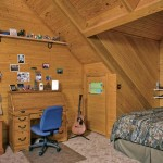 Child's Cabin Bedroom
