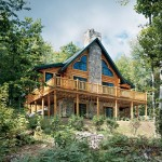1-mountainside-log-home