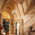 Barna-log-home-entryway
