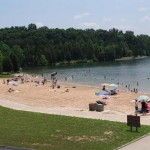 Beach Area of Lake Anna, VA | Photo: VA Dept. of Conservation and Recreation