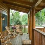 Environmentally Friendly Home Porch
