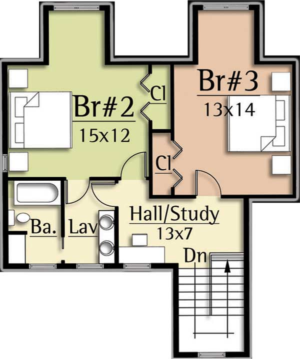 Second Floor 13475
