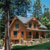 Kuhns Bros. Log Homes Exterior