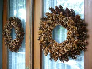 Michael Pappa Pine Cone Creations
