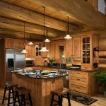 The home's floors are maple hardwood, while the kitchen cabinets comprise reclaimed fir that was reconditioned with car bondo to fill in any imperfections in the wood.