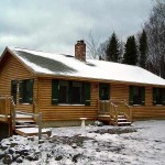 Maine Cedar Log Homes 2