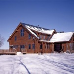 Real Log Homes 1