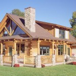 Real Log Homes 4