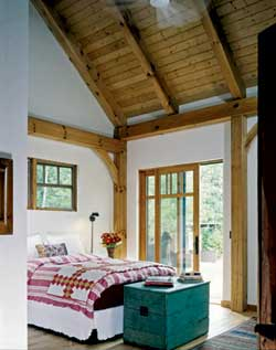 cabin decorting tips