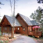 Barna Log Cabin Home