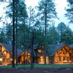Handcrafted Log Home | By Summit Handcrafted Log Homes