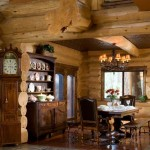 Rustic Dining Room photo 13