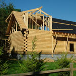 Log Home Builders & Dealers