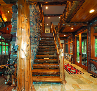Crafted Stairs
