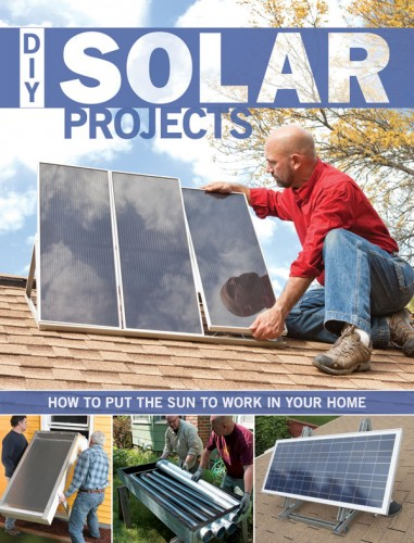 DIY Solar book cover