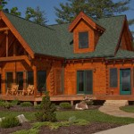 Log Home of the Smokies