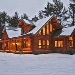 Action Log Homes
