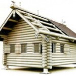 russian log-home architecture