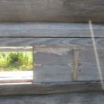 russian log-home architecture sliding window