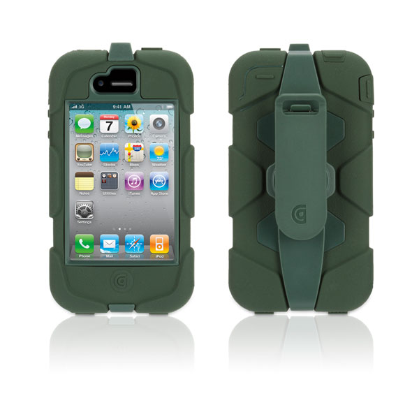 Survivor iPhone 4/4s case