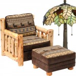 nc_rustic_cedar_log_chair_ottoman