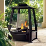 Grandin Road Monterey Outdoor Fireplace