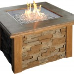 Outdoor GreatRoom Co Sierra Fire Pit Table