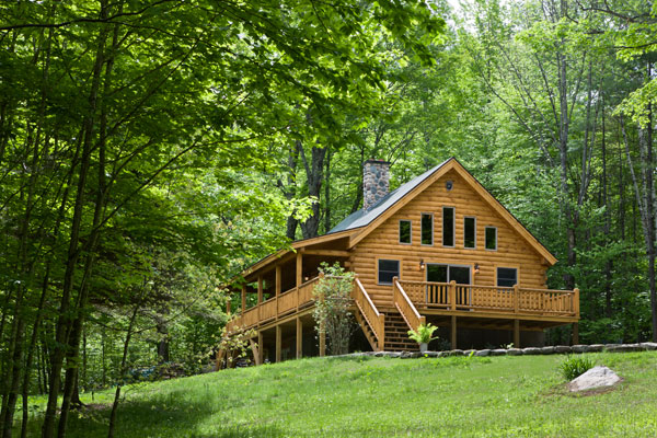 Cabin Home Tours