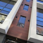 Ipe Siding project in Brooklyn, New York