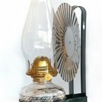 Tin Reflector Wall Lamp