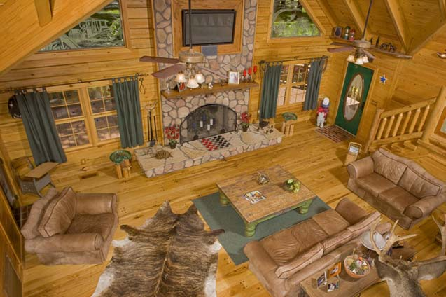 Custom Log Home Photos Suwannee River Log Homes Log